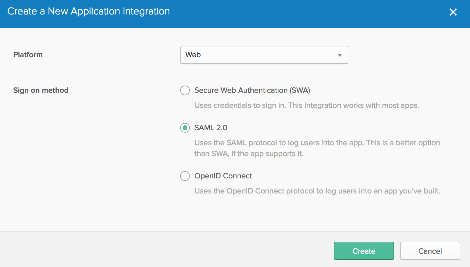 Okta Administration - mobile access – RealConnections