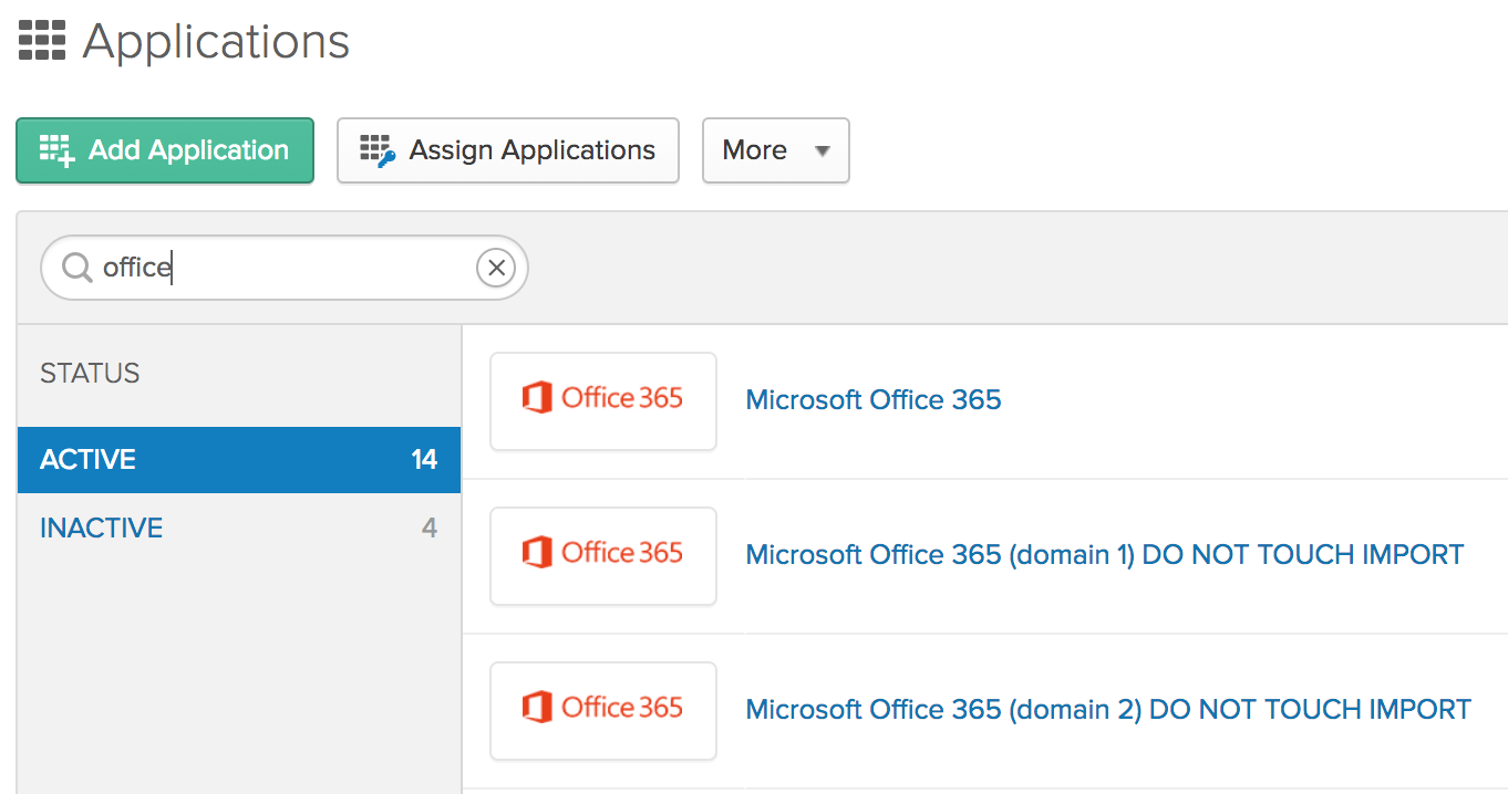Setting up Office 365 with multiple domains in Okta – RealConnections
